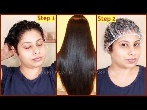 How to Do Hair Spa At Home    Anti Hair Fall Protein Spa