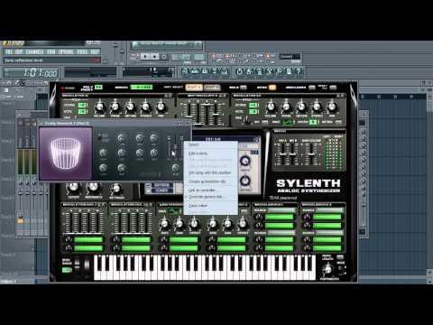 Sylenth1: How to make pads on FL Studio