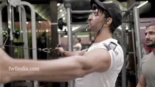 Download Hrithik Roshan Body Transformation Will Raise Your Temperature | FWF Video