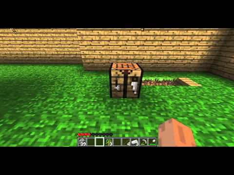 Minecraft: How to Craft a Iron Pickaxe