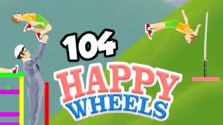 SWORD THROW AL CONTRARIO?! - Happy Wheels [Ep.104]