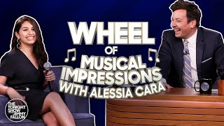 Download Wheel of Musical Impressions Rematch with Alessia Cara Video