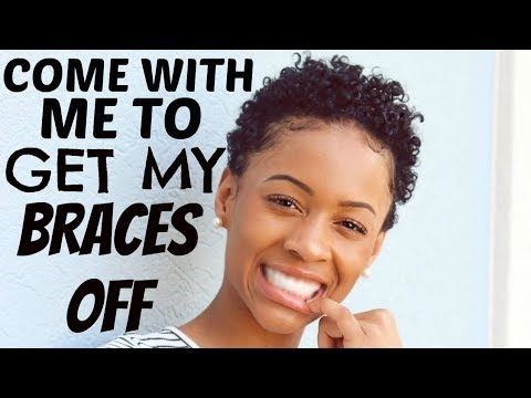 Come With Me To Get My Braces Off Vlog FINAL BRACES UPDATE