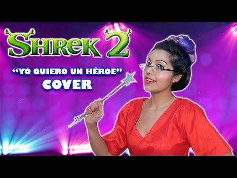 Xxx Mp4 Yo Quiero Un Héroe ✩ Shrek 2 Cover Latino 3gp Sex