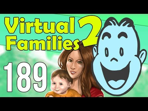Let's Play Virtual Families 2! | Part 189 | FINALLY MY DUDE