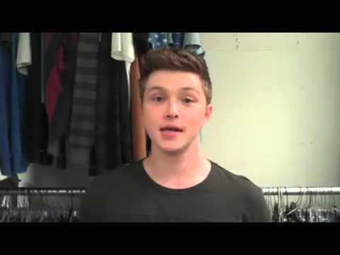 Sterling Knight - LIKE if you are excited to see him play Lennox's boyfriend Zander