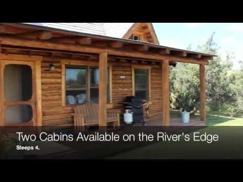 Montana Vacation Rentals @ Twin Rivers Ranch