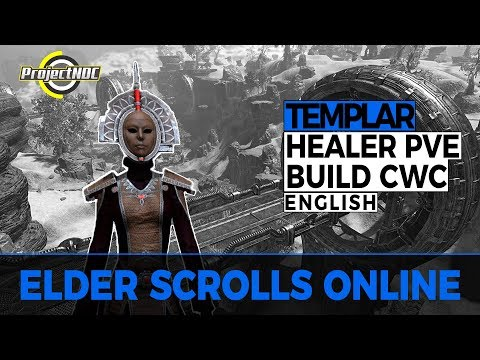 ESO - Magicka Templar: PVE Healer Build for Trials and Dungeons Clockwork City (English)