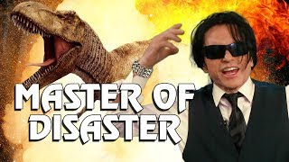 Tommy Wiseau Acts Out Other Disaster Movies