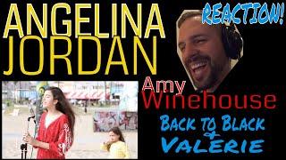 16 42 MB] Download ANGELINA JORDAN - Back to Black & Valerie