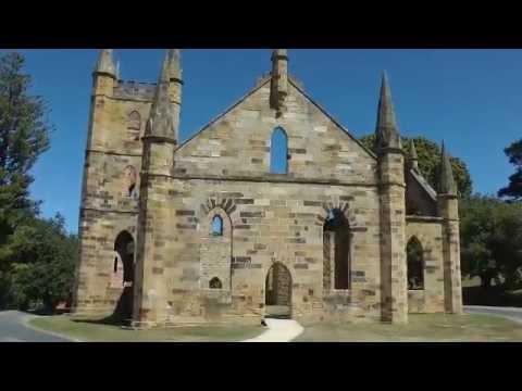 The Convict Church Port Arthur Tasmania
