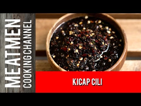 Kicap Cili - 酱油辣椒