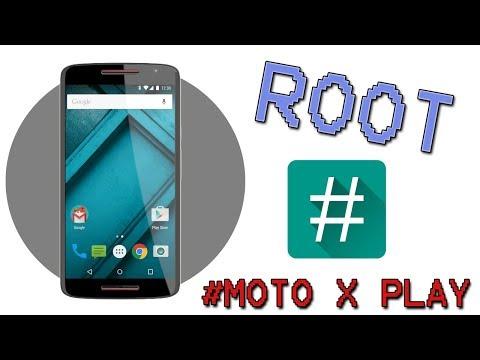 Root Moto X Play 7.1.1 (100% working - no computer # 2018)