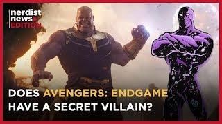 Is Kronos the Real Villain of AVENGERS: ENDGAME? (Nerdist News Edition)