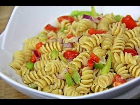 Simple Pasta Salad - BONUS Recipe | CaribbeanPot com