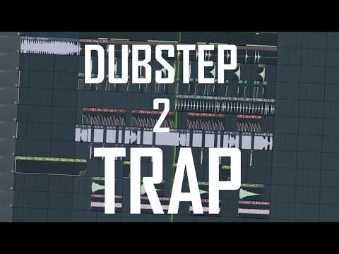 HOW TO TURN DUBSTEP TO TRAP [EPTIC'S BLOODLUST FLIP] FREE FLP