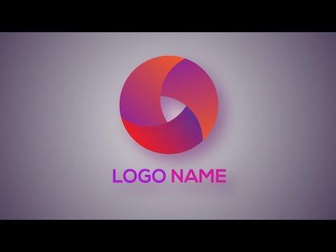 Create 3D Logo Design   Illustrator Tutorial