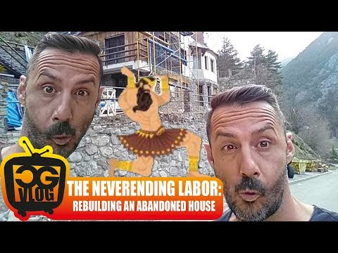 The Twelve Labors of Cédric Gracia - CG VLOG #309