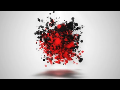 Particle Logo Reveal Intro Template #52 Sony Vegas Pro