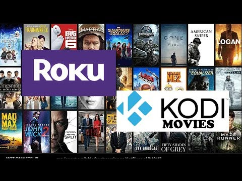 How To Get Kodi Content On Your Roku - Watch movies FREE