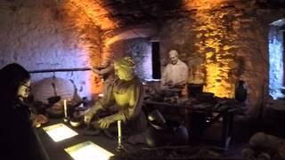 Stirling Castle kitchens