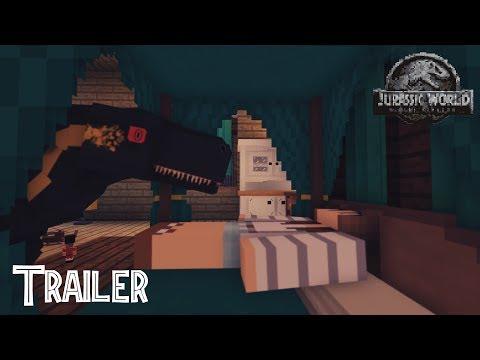 Minecraft Jurassic World: Fallen Kingdom - PakVim net HD