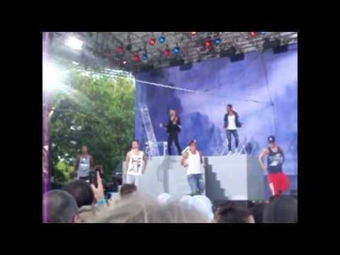 Lady Gaga Good Morning America Summer Concert Series 2011