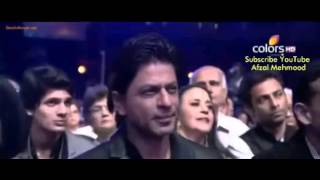 Tribute To Shahrukh Khan By All Singers in Mirchi Awards
