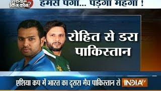 India vs Pakistan: Waqar Younis, Shoaib Malik on Ind-Pak Clash in Asia Cup 2016