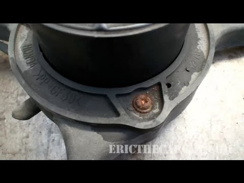 How To Remove Rusted or Damaged Fasteners - EricTheCarGuy