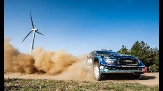 WRC - Rally Italia Sardegna 2019 / M-Sport Ford WRT: FRIDAY Highlights