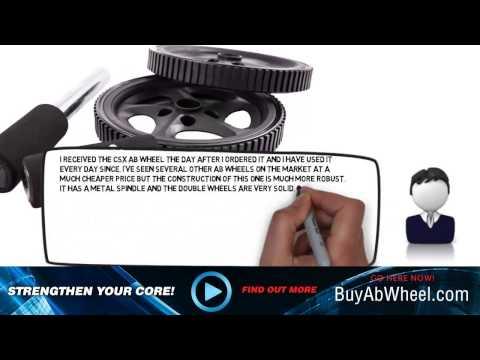 CSX Dual Ab Roller Wheel - Review