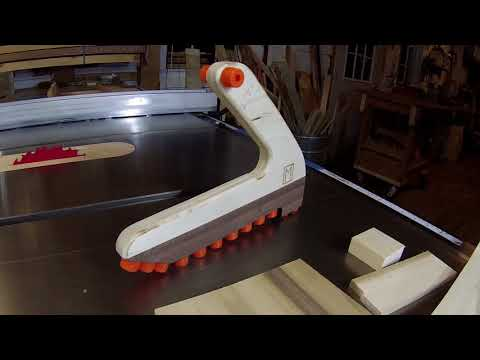 OctoPush 5 Part 3 - Product Review and TESTING a super awesome table saw push stick