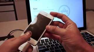 Force Itunes Restore Iphone Ipad Dfu Mode