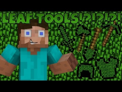 Why Leaf Tools Don't Exist - Minecraft