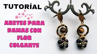b9105adba8cb TUTORIAL DE ARETES SELENE Videos - 9tube.tv