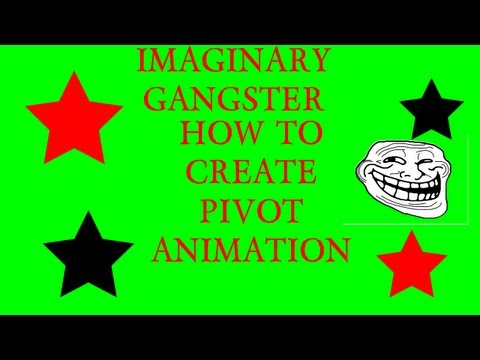 How to create a pivot stick figure animation EASY PEASY.