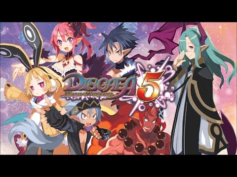 [WR][PS4] Disgaea 5 Any% (with DLCs)「RTA 02:55:03 IGT 02:54:00」