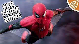 Download Spider-Man Far From Home Trailer Breakdown! (Nerdist News w/ Jessica Chobot) Video
