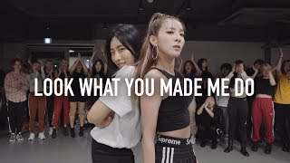 Taylor Swift - Look What You Made Me Do / Lia Kim Choreography