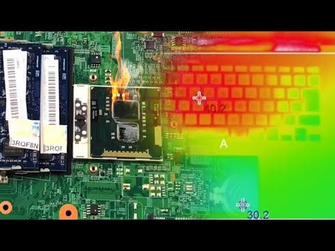 Fix Overheating Laptop - Boost Your Laptop Thermal replacement - Dell Inspiron N5010
