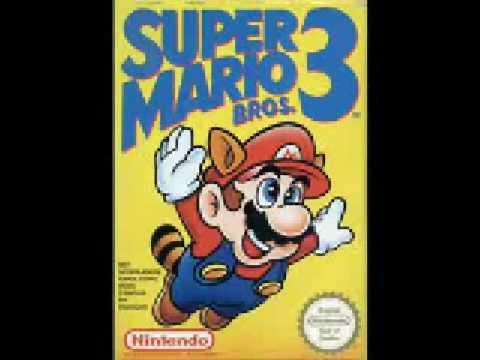 Super Mario Bros. 3 Reference in Legend of Zelda