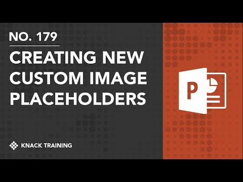 Creating Custom Image Shapes and Placeholders in PowerPoint | Everyday Office 069