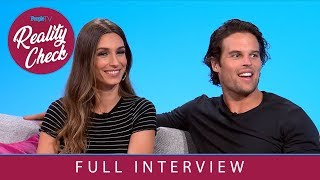 Bachelor In Paradise Couple Kevin & Astrid Dish On Their Relationship, Blake Drama & More | PeopleTV