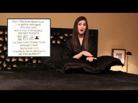 How to clean silk sheets (for CILQUE, luxury bedding) Easy Bedroom Cleaning Ideas - Clean My Space