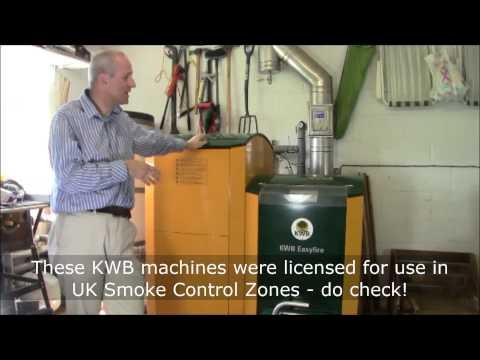 KWB Wood Pellet Boiler - the economics of installing & using [Superhome59 Biomass part 6]