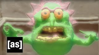 Rick and Morty The Non-Canonical Adventures: Ghostbusters | Adult Swim