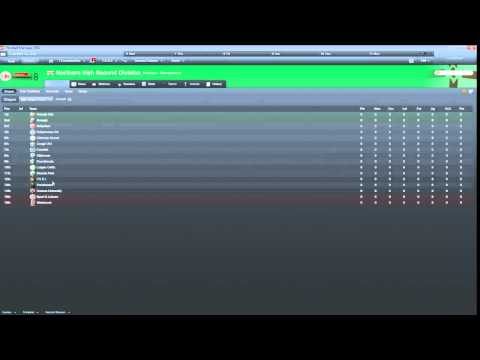 Football Manager 2012 | Home Nations Challenge | Part 1: And So It Begins
