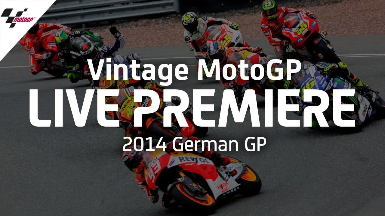 2014 #GermanGP | Vintage MotoGP™