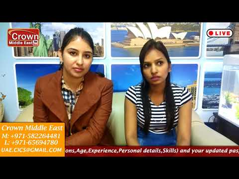 Work Permit Dubai || Work Visa Dubai || Job Seeker Visa UAE